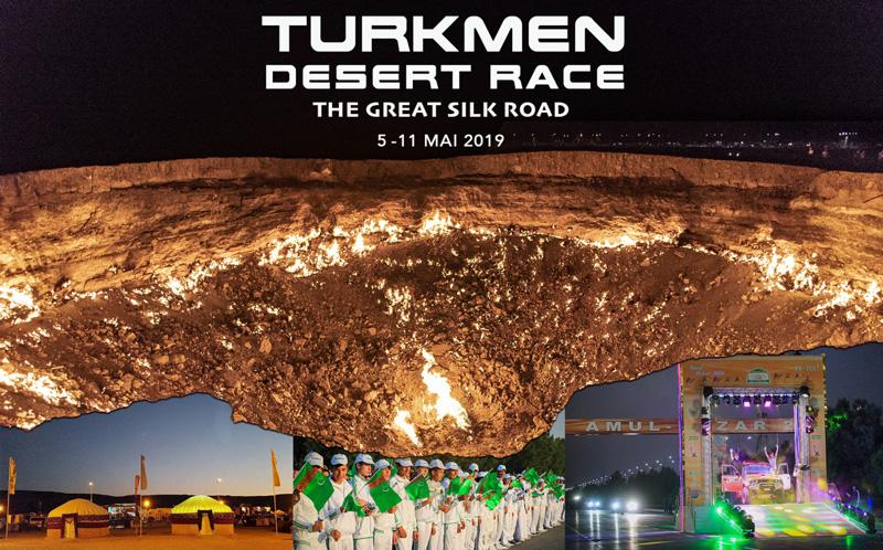 Turkmen Desert Race 2019
