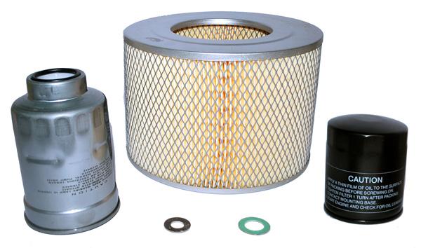 Kit Filtration Euro4x4parts