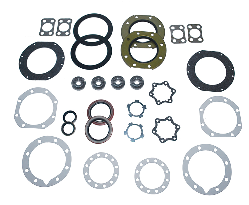 Kit renovation roulements Euro4x4parts