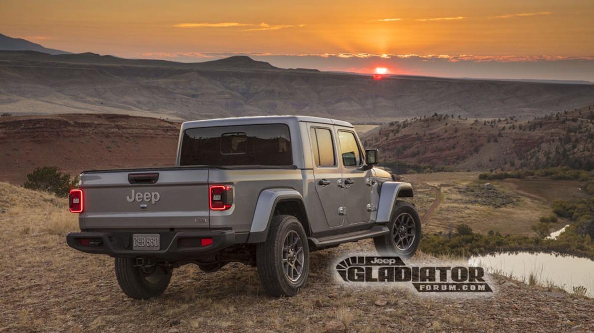 Jeep JT Gladiator 2020