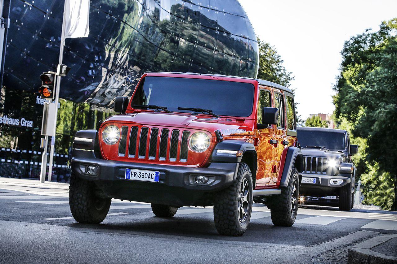 Jeep Wrangler 2018 : prix et équipements
