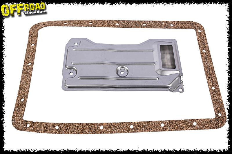 Filtre BVA Euro4x4parts