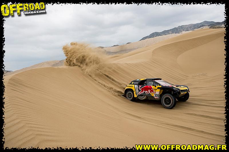 Dakar 2019 - Etape 2