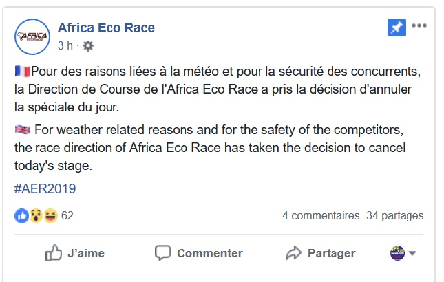 Africa Eco Race speciale 6
