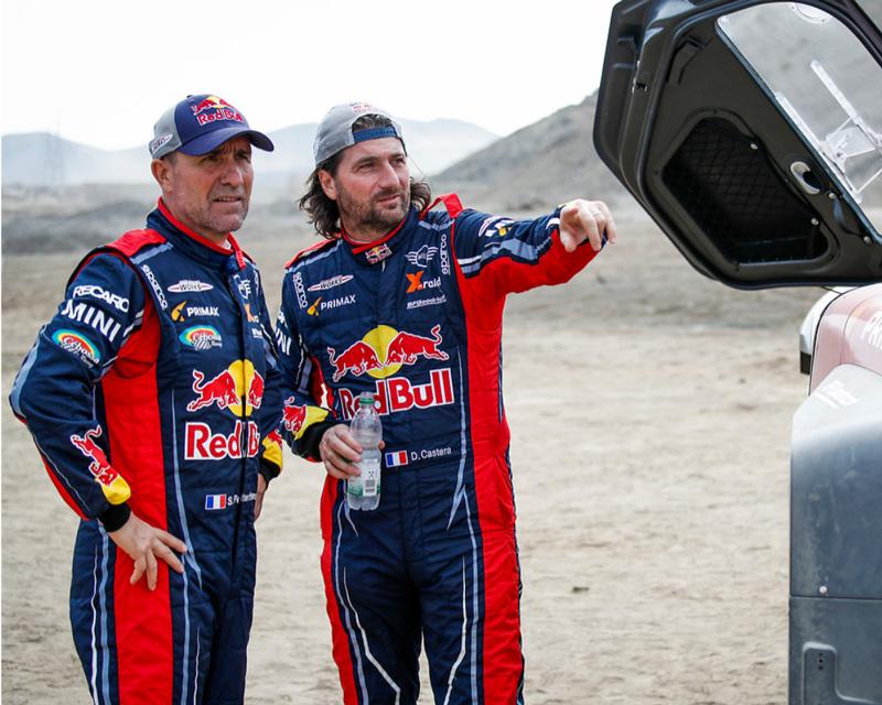 Dakar rallye 2019 - David Castera