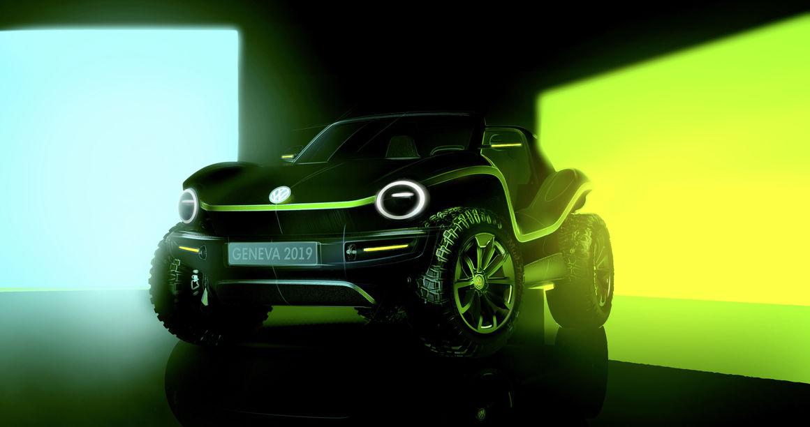 VW E-buggy