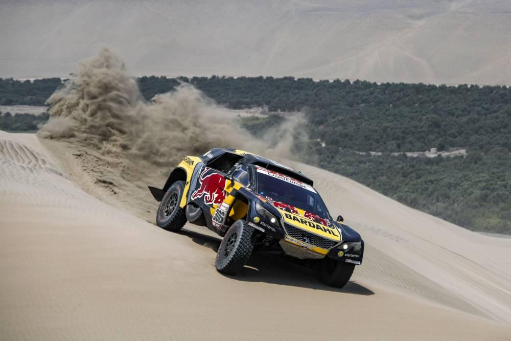 Dakar rallye 2019 - Sebastien Loeb