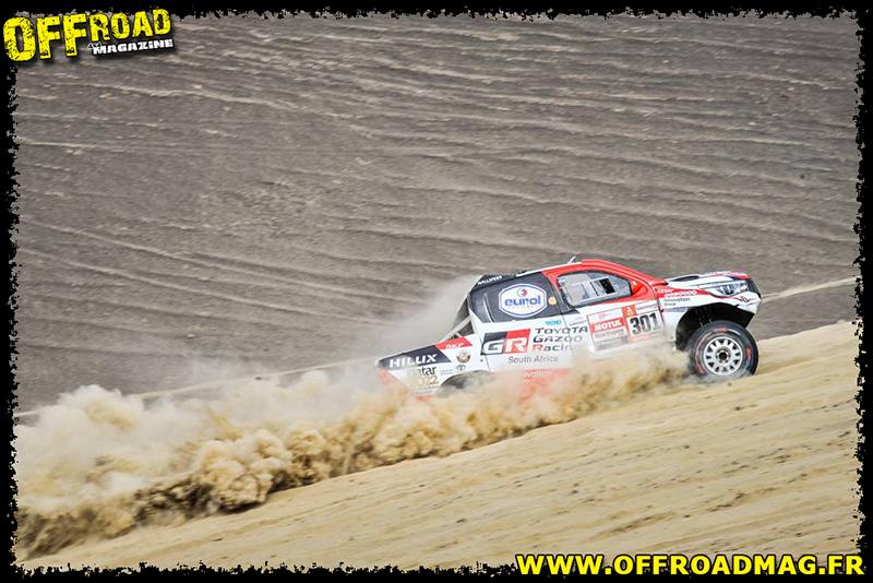 Dakar 2019  - Stage 4
