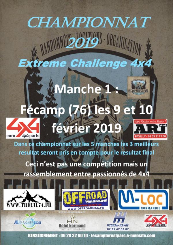 Xtreme Challenge 2019