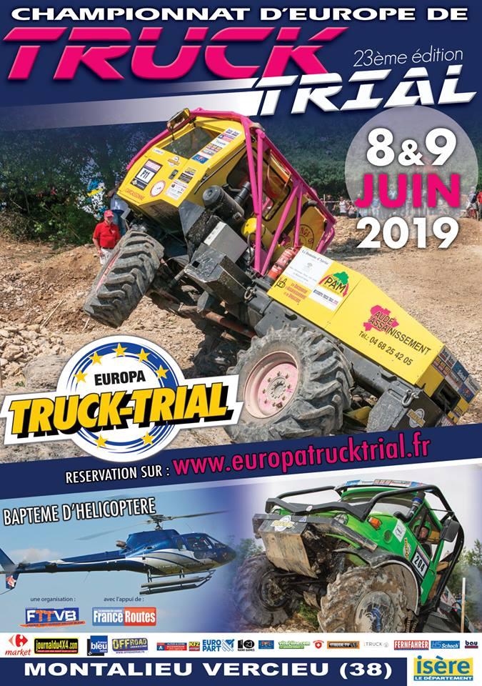 Europa truck trial 2019
