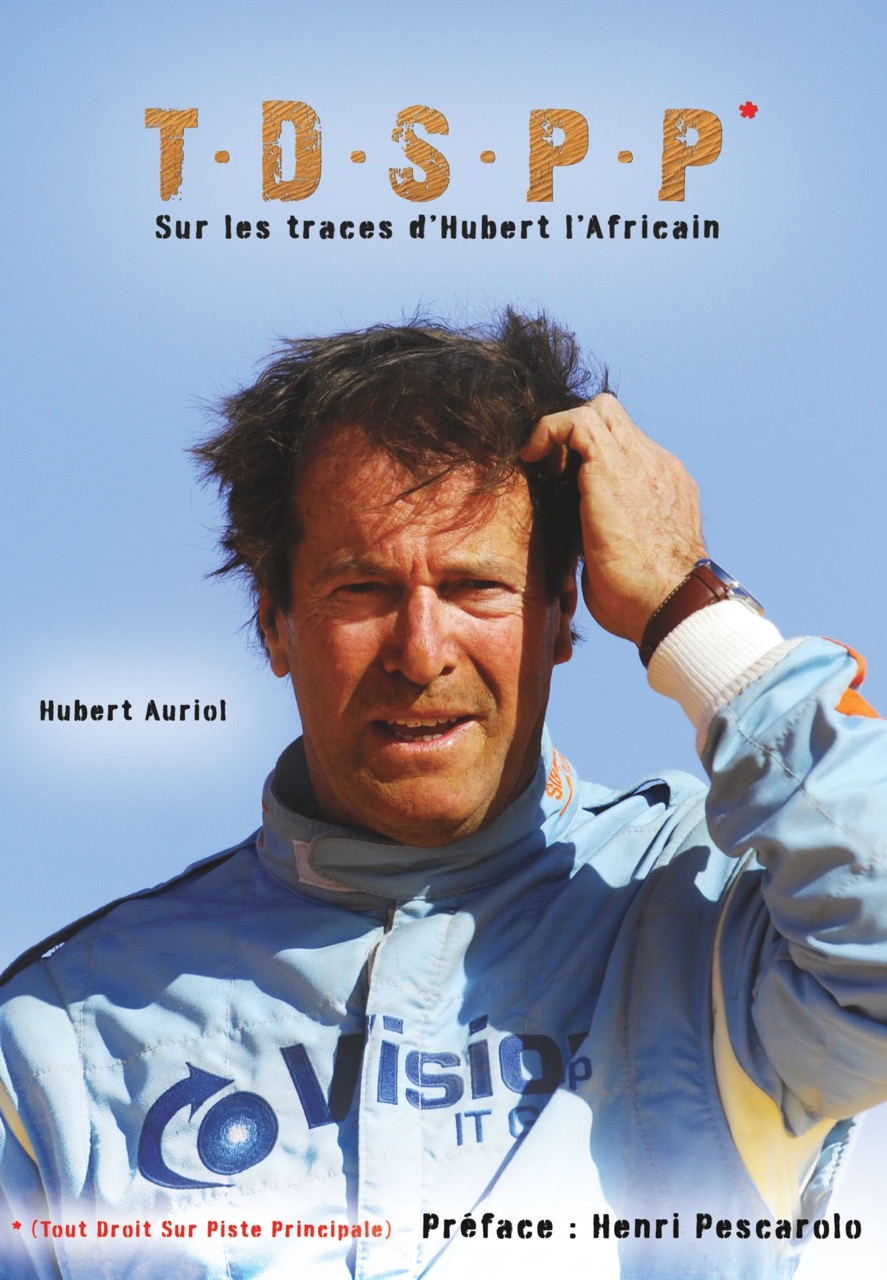 Livre Hubert Auriol : TDSPP