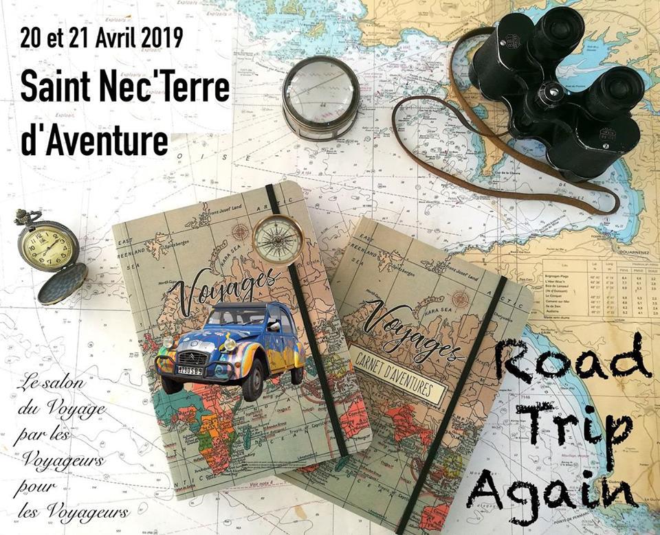Saint Nec'Terre d'aventure 2019