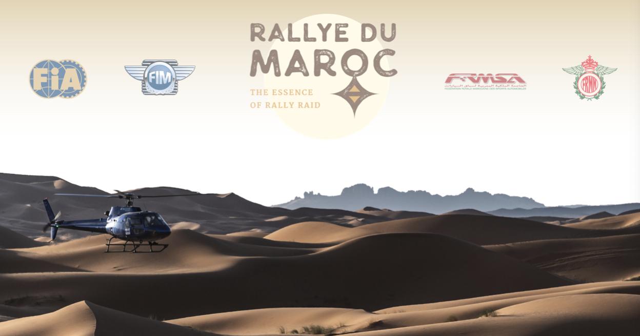 Le Rallye du Maroc migre en Andalousie