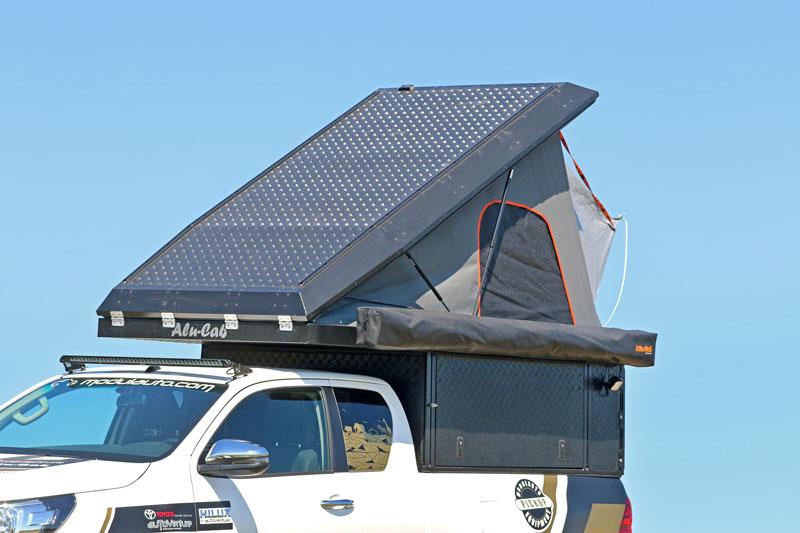 Les Canopy Camper chez Modul Auto