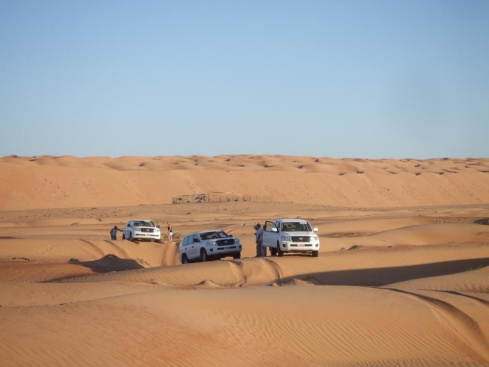 Découvrez Oman avec Amonzevo