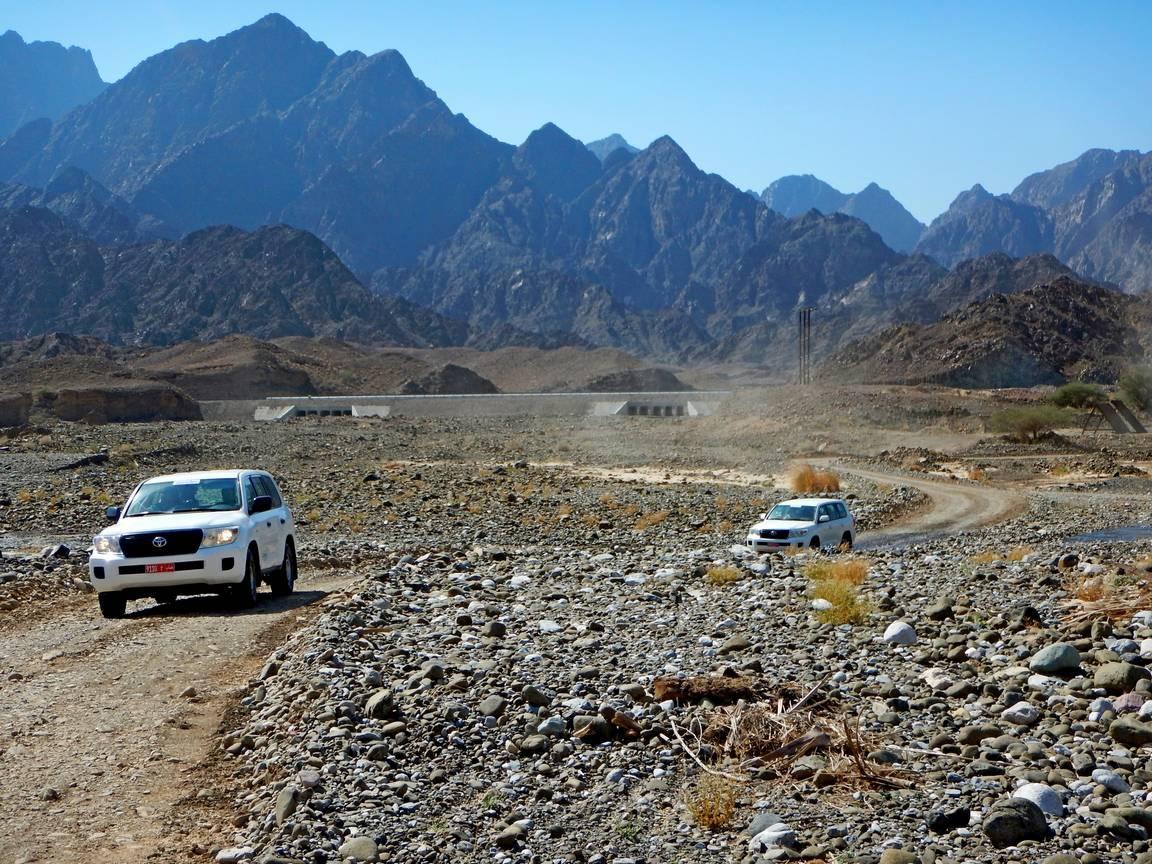 Raid 4X4 Oman avec Amonzevo