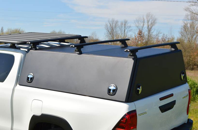 Les hard-top RockAlu by Outback Import