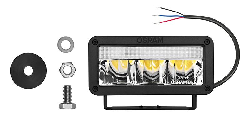 Les Lightbar Osram sont chez Euro4x4parts