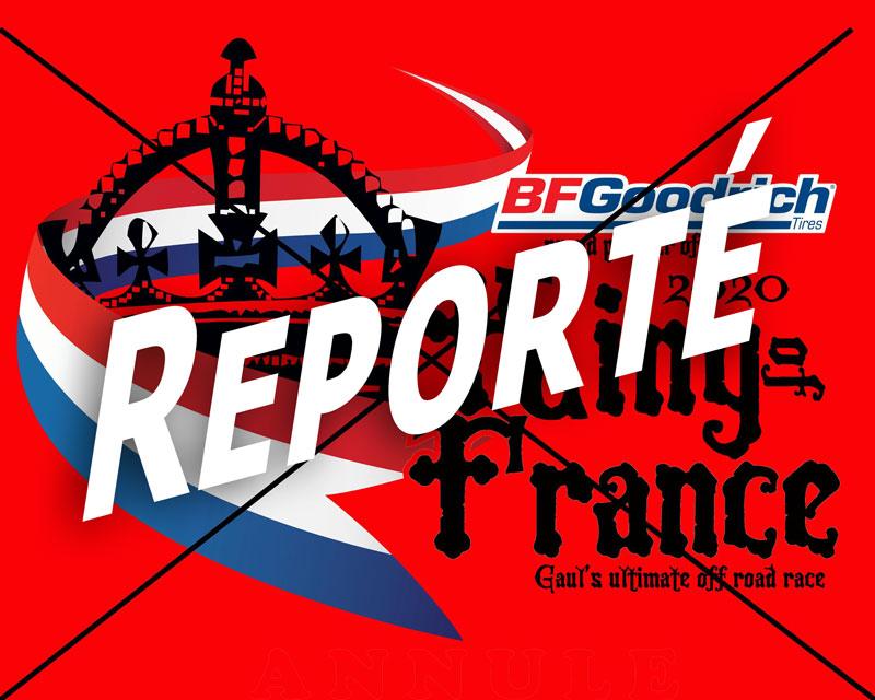RDV en 2021 pour le King Of France