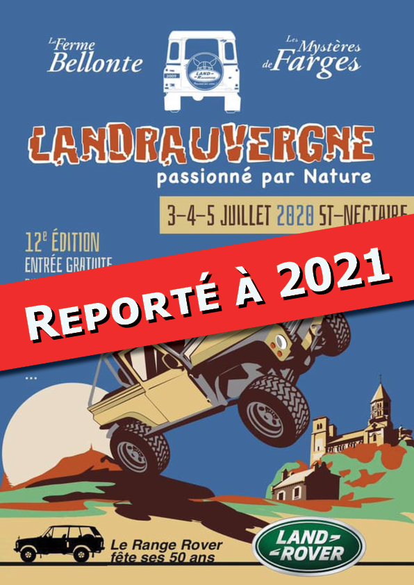 Landrauvergne 2020 annulé