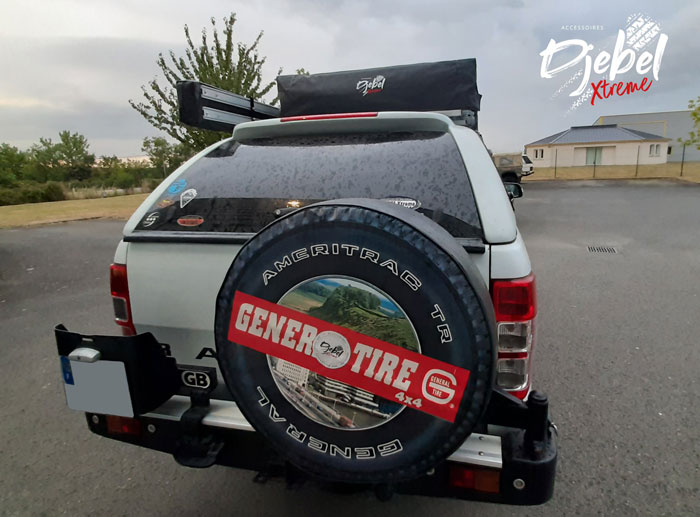 Bumper pour pick-up chez RLC Diffusion