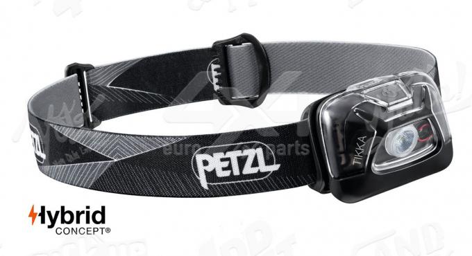 Les frontales Petzl sont chez Euro4x4parts