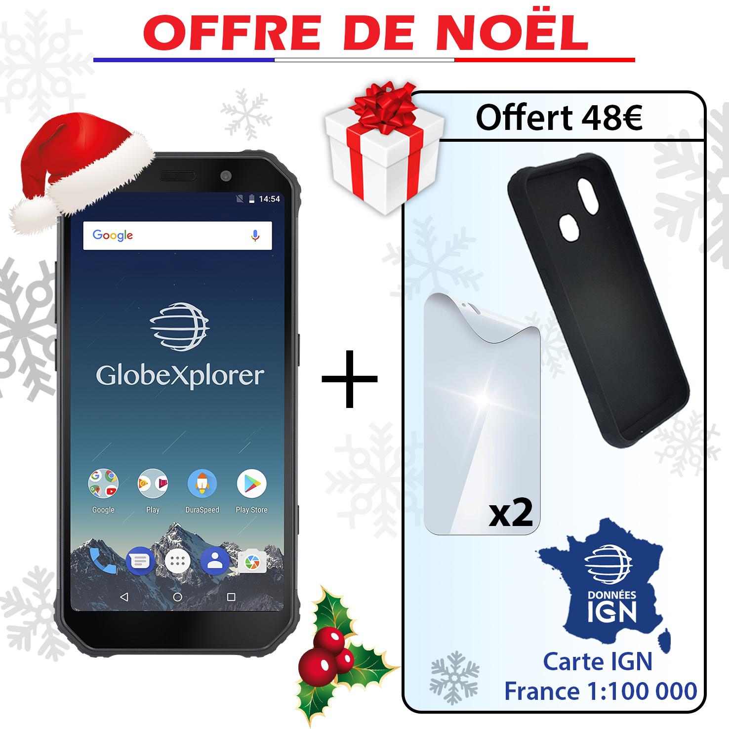 Pack Noël GPX Pro II : Le Voyageur