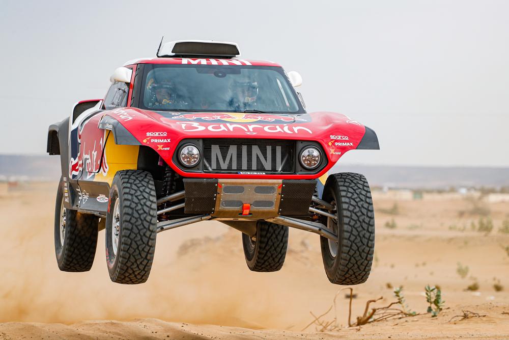 Dakar 2020 : Sainz fait coup double