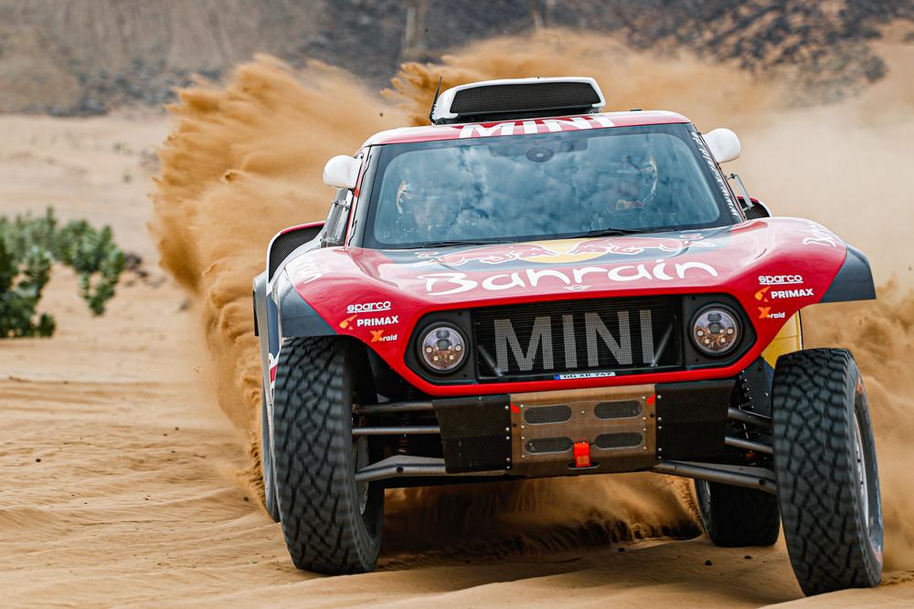 Dakar 2020 : Peterhansel s'offre la 6e étape