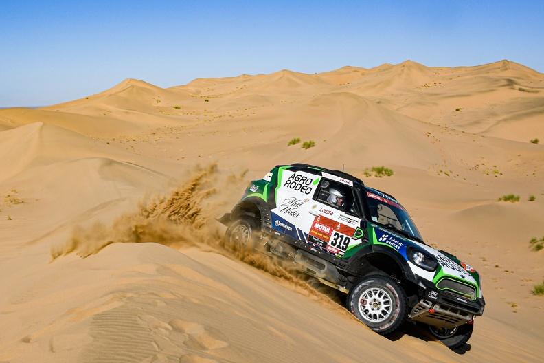 Dakar 2020 : La surprise Vaidotas Zala