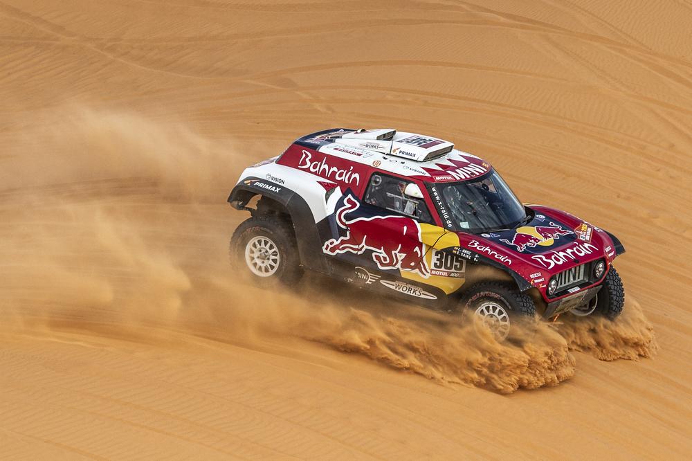 Dakar 2020 : La passe de trois pour Sainz