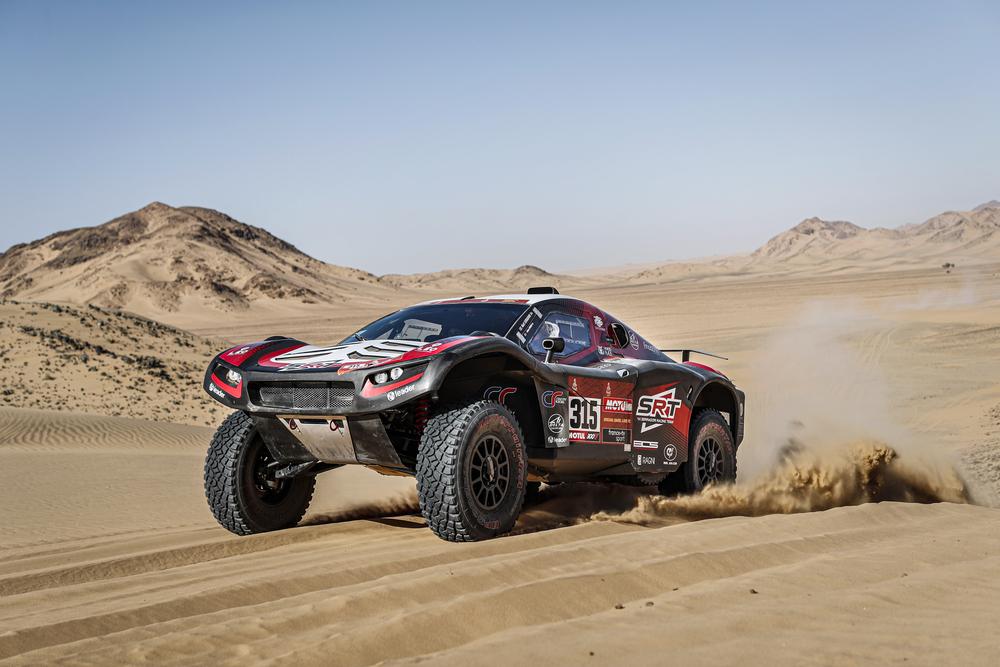 Dakar 2020 : une première pour Serradori