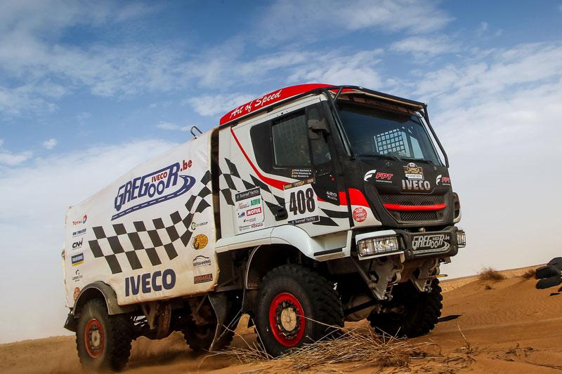 AER 2020 : Encore une victoire d'un camion