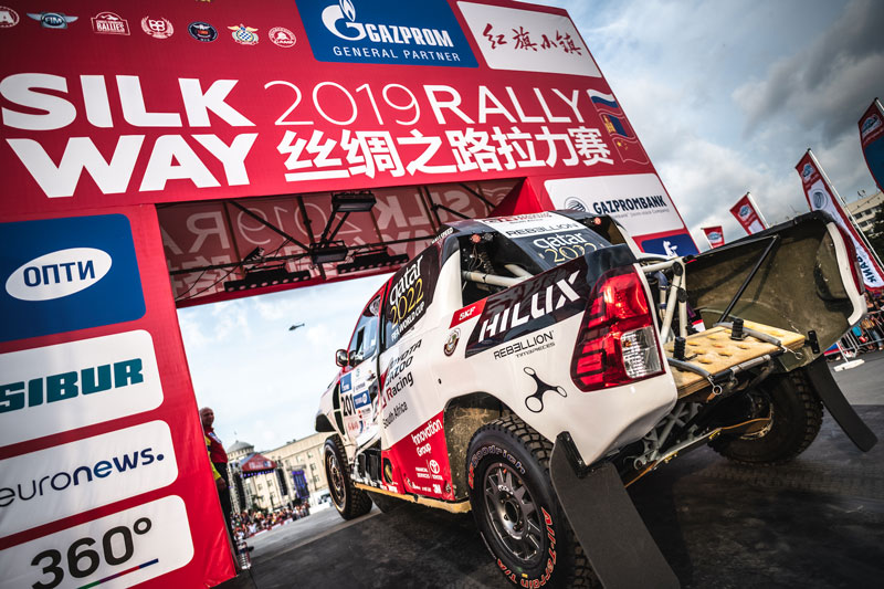 Silk Way Rally 2020