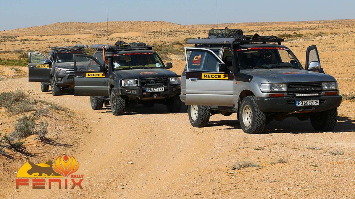 Fenix Rally 2020 : le rallye-raid de RBI