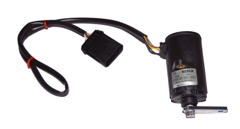 Potentiomètre d'accélérateur pour PS10