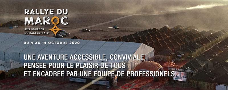 Le Rallye du Maroc s'adapte au Covid