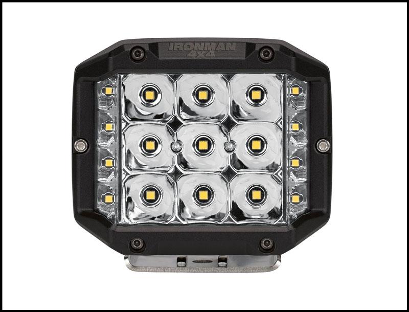 Nouveau phare à leds chez Ironman 4x4