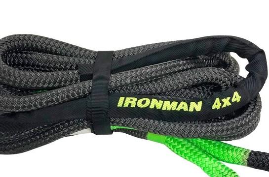 Nouvelle sangle cinétique chez Ironman 4X4