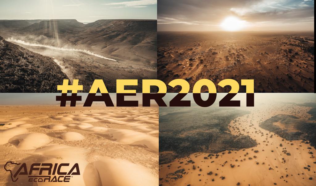 Africa Eco Race 2021 : changement de cap