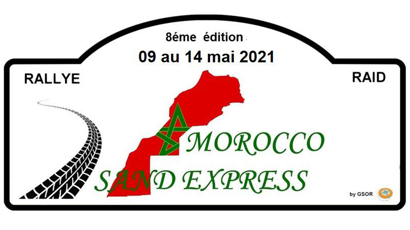 Morocco Sand Express 2021 : les dates