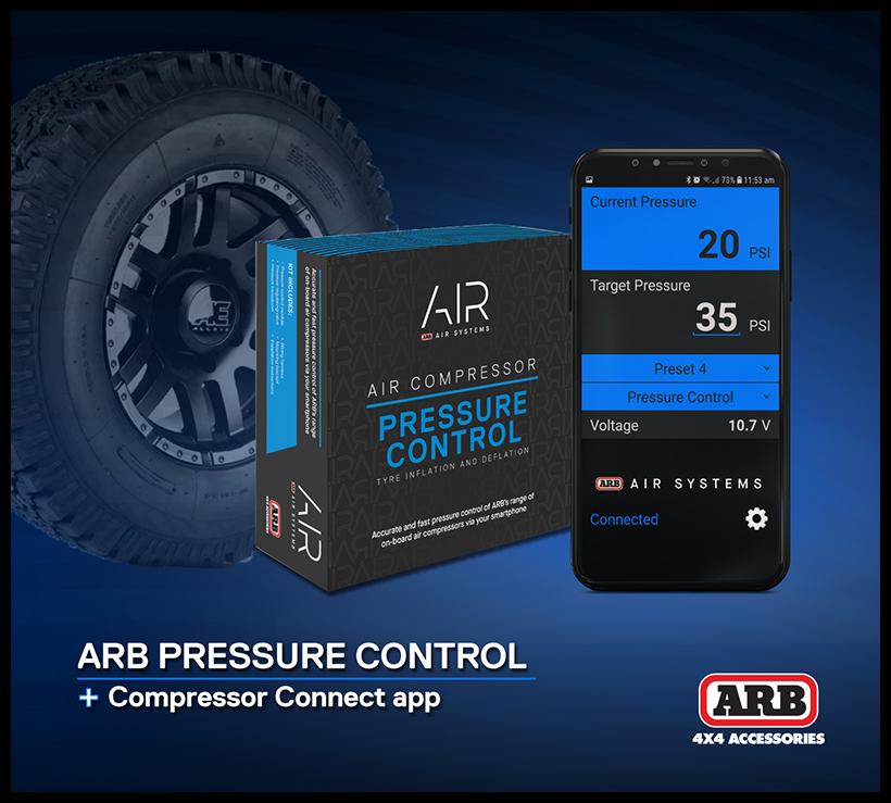 Vos pneus à la bonne pression avec Equip'Raid
