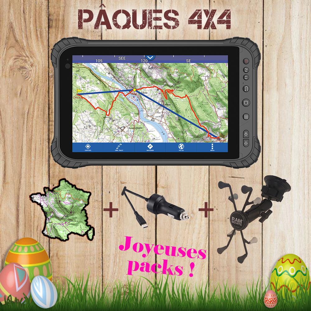 Les offres de Pâques de GPS Globe