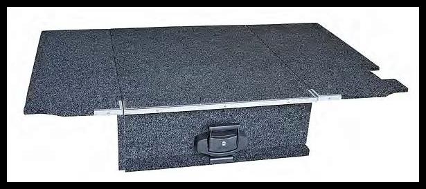 ARB lance un tiroir pour Defender