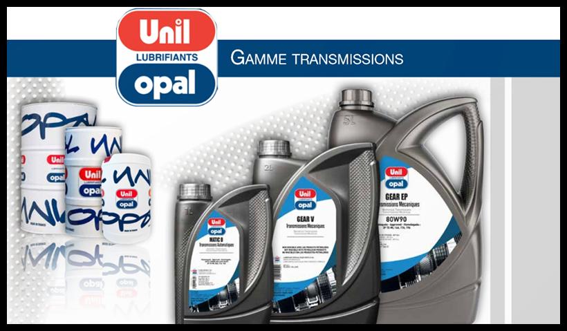 Les lubrifiants Unil Opal sont chez Euro4x4parts