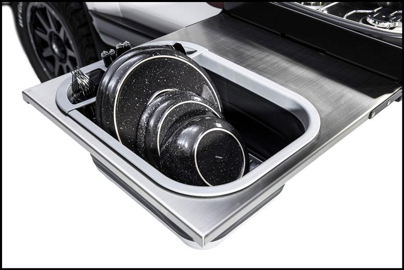 Transformez votre tiroir ARB en cuisine