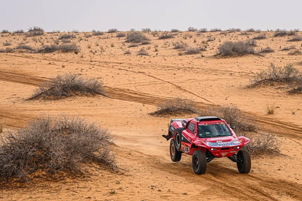 Dakar 2021 : Peterhansel consolide son avance