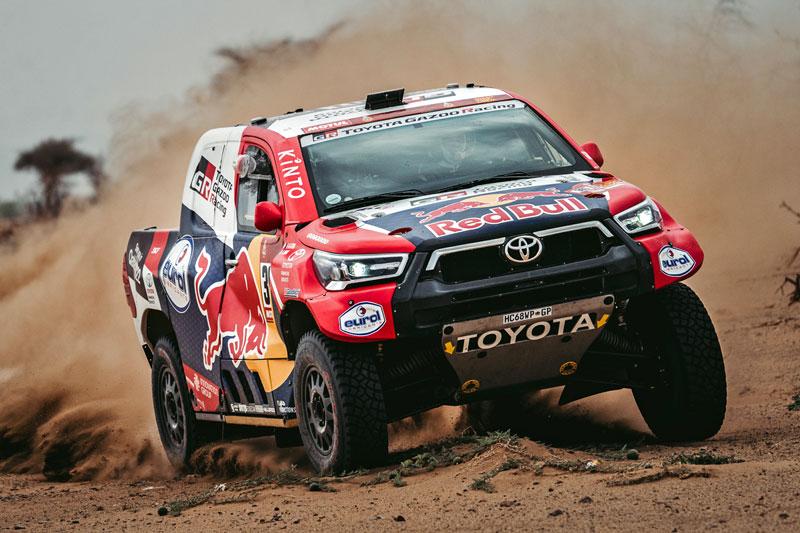 Dakar rally 2021 : prologue