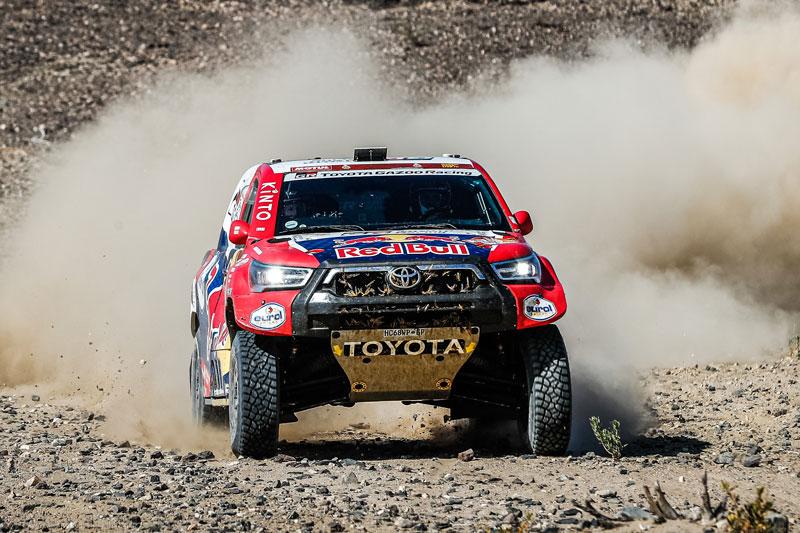 Dakar 2021 - stage 2
