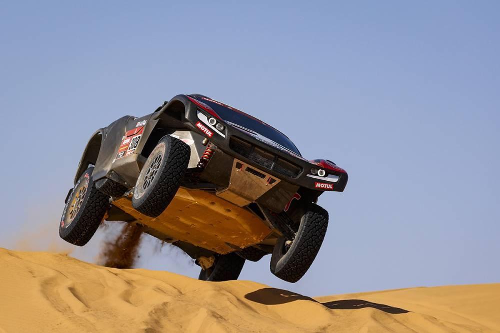 Dakar 2021 - stage 4